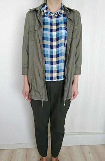11月~2月の女性の服装
