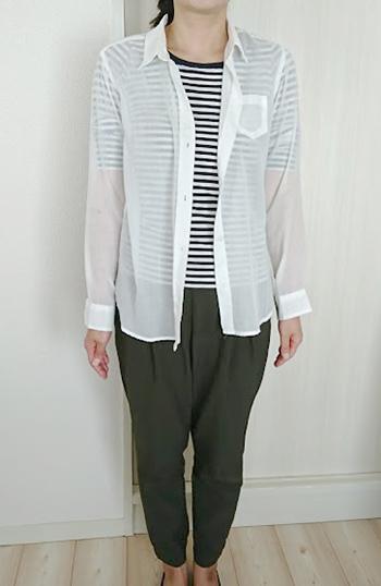3月~5月の女性の服装