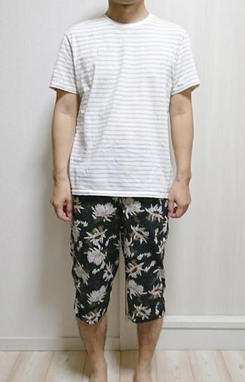 6月~10月の男性の服装
