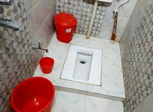 インドのトイレ
