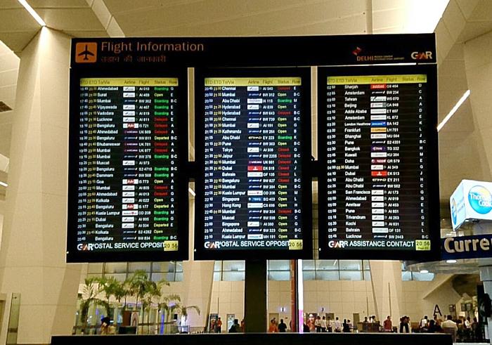 インドからの出国手続き 帰国時に空港でできること | インド旅行情報部