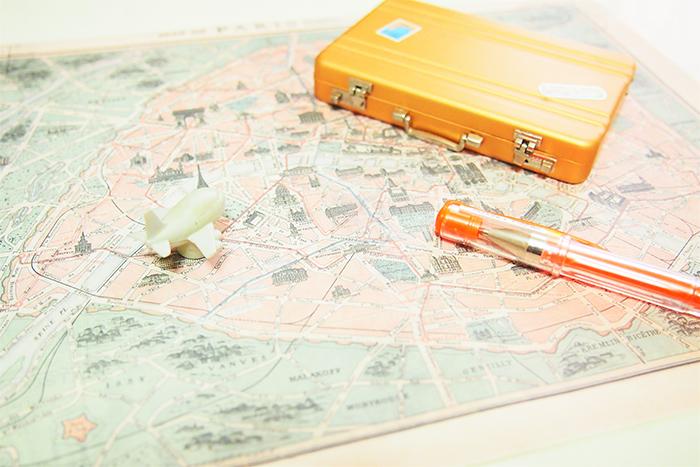 インド旅行の計画