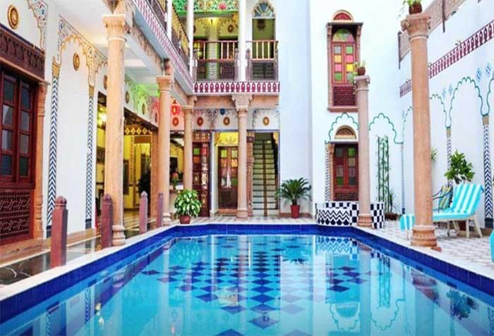 ホテル ビマル ヘリテージ