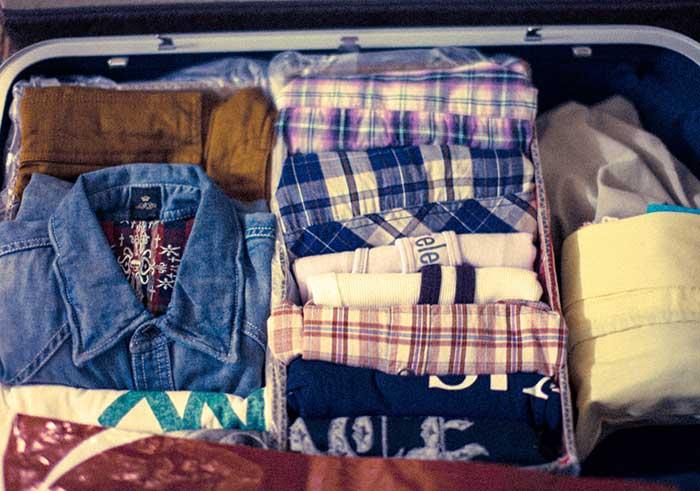 旅行前の準備