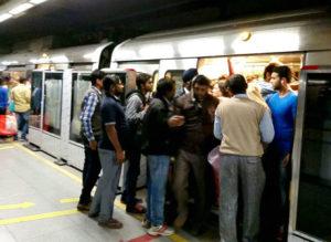 インドの地下鉄