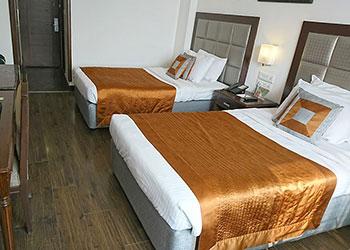 インドのホテル