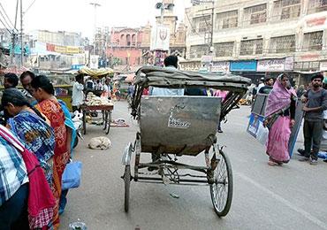 インドひとり旅