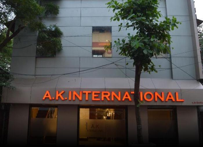 ホテル A. K. インターナショナル
