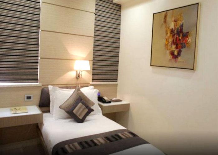 ムンバイの格安ホテル